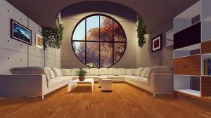 Generalny remont domu  i wstawianie nowych okien