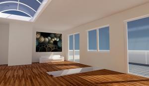 Ogrzewanie domu kolektorami słonecznymi
